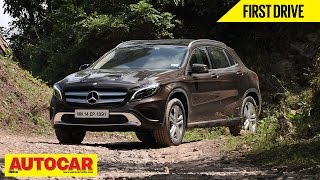 Mercedes-Benz GLA 200 CDI | First Drive Video Review