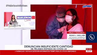 ????EN VIVO | 'HABLEMOS CLARO' con NICOLÁS LÚCAR y KARINA NOVOA - 21/05/20