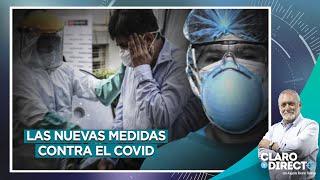 """Álvarez Rodrich sobre la COVID-19 en el Perú: """"Este año viene igualito de complicado"""""""