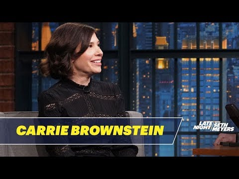 connectYoutube - Carrie Brownstein Reflects on Portlandia's Final Season