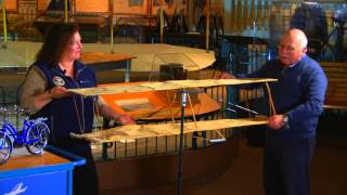 STEM in 30: Kites to Flight: Inventing with the Wright Brothers