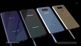 video of Samsung Note 9 Launch Dat