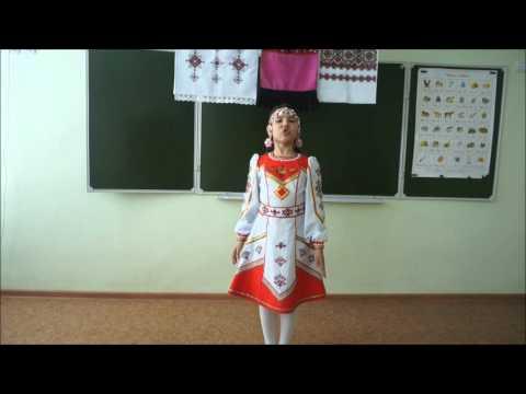 Полина Васильева. Сар хӗвел