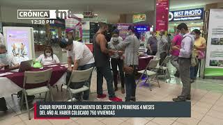 Sector urbanizador de Nicaragua registra crecimiento en venta de viviendas en 2021