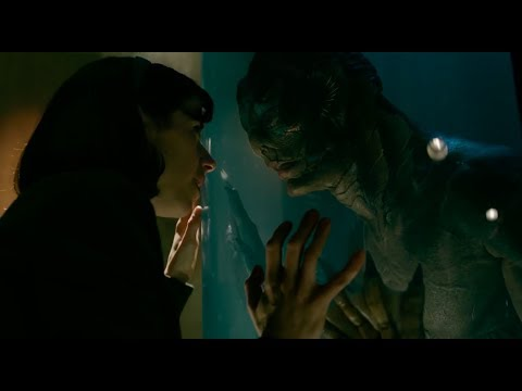 The Many Messages Within 'The Shape of Water'