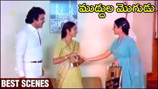 Muddula Mogudu Best Scene  | ANR | Sridevi | Sharath Babu | Suhasini | Rajshri Telugu - RAJSHRITELUGU