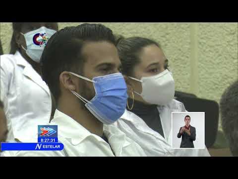 Cuba/COVID-19: Reconocen labor de 105 profesionales de la salud en Ciego de Ávila