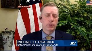 Relaciones entre EE.UU. y Ecuador se fortalecerían en presidencia de Joe Biden