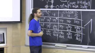 Lecture 21: HP Model & Interlocked Chains
