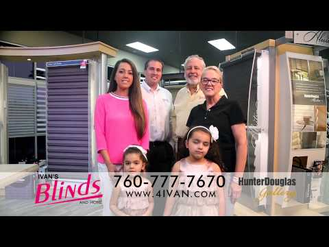 Ivan's Blinds and More Family Commercial