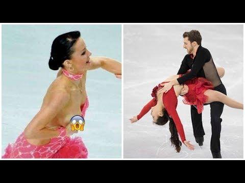 10 EMBARRASSING Olympic Athlete Wardrobe Malfunctions