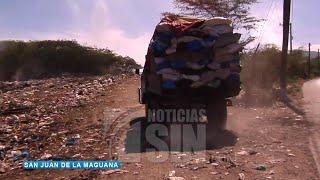 Vertedero provoca temor a contagios en San Juan