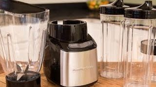Convenience, price, not power is this blender's bag