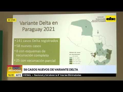 Ascienden a 141 los casos detectados de variante Delta