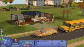 Давайте Играть в The Sims 2 - Часть 6 - 1 Сентября