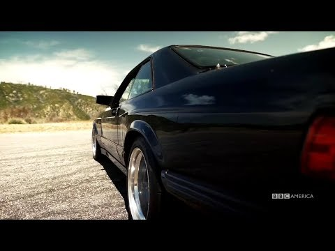 Meet the Mercedes | Top Gear America | BBC America