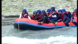 秀姑巒溪のラフティングpart2