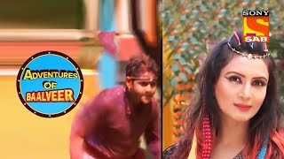 क्या Sarangi Pari के जाल मे फँस जाएगा Baalveer? | Adventures Of Baalveer - SABTV