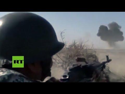 Irán realiza ejercicios militares en el estrecho de Ormuz