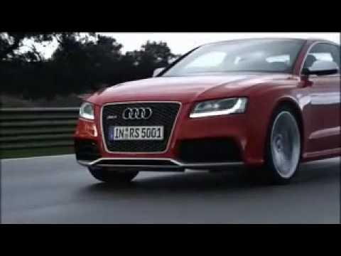 Audi RS5 Coupe, no one can catch me