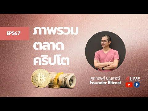 EP567-ภาพรวมตลาดคริปโต-Bitcoin