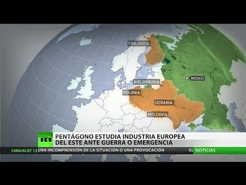 ¿Para que el Pentágono estudia la industria de Europa del este?