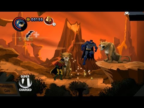 connectYoutube - Batman The Brave And The Bold - Nintedo Wii Console Edition - Gameplay Video