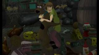 [ps2] Scooby-Doo! Night of 100 Frights cinematics. [2] HQ