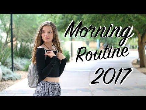 School Morning Routine 2017