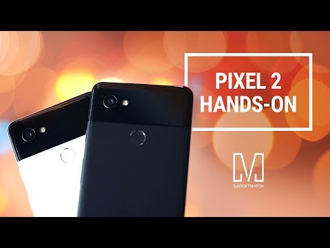Google Pixel 2 and Pixel 2 XL Hands-on