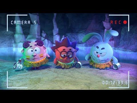 Кадр из мультфильма «Пин-код. Прыжок в будущее. Пресный подвиг»