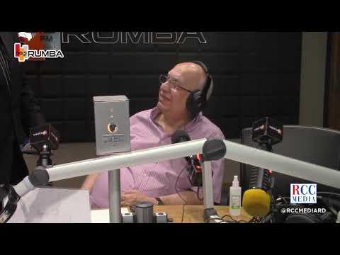 Infectólogo Héctor Balcácer comenta sobre tercera dosis y disminución de la tasa de infección