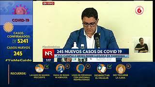 País contabiliza muerte 23 de paciente COVID-19