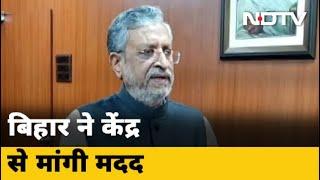 Sushil Modi ने वित्त मंत्री को लिखा, 'केंद्र प्रायोजित 66 योजनाओं का खर्च वहन करे केंद्र सरकार' - NDTVINDIA