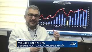 En Quito, médicos temen nueva saturación de hospitales por coronavirus