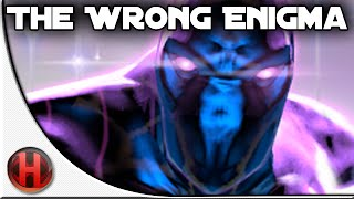 Dota 2 Fails - The Wrong Enigma