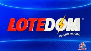 Sorteo del 12 de Junio del 2021 (Quiniela Lotedom, El Quemaito, Agarra 4, LOTEDOM)