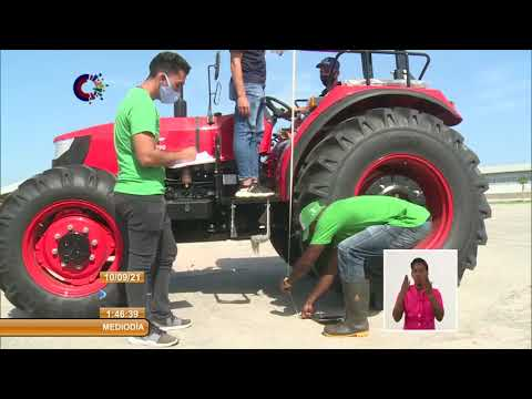 Contribuye Instituto de Investigaciones de Ingeniería a seguridad alimentaria de Cuba