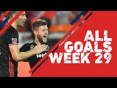Mullins breaks his duck with four | All Goals, Week 29