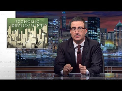 connectYoutube - Economic Development: Last Week Tonight with John Oliver (HBO)