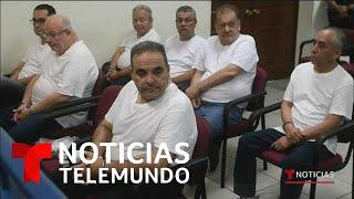 El Salvador confirma condena del expresidente Tony Saca   Noticias Telemundo
