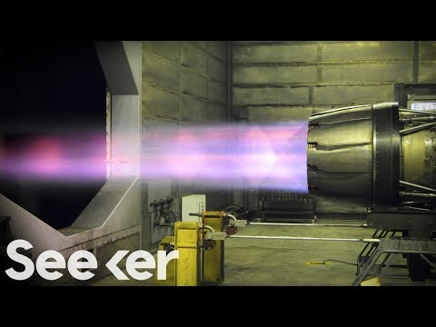 How Do You Test the World's Fastest Jet Engines?