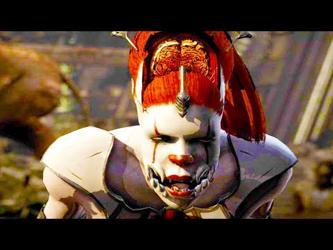 Mortal Kombat XL - All Fatalities & X-Rays on Pennywise