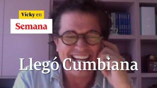 ¿De qué se trata Cumbiana Carlos Vives habla de su nuevo trabajo | Vicky en Semana