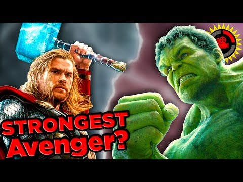 connectYoutube - Film Theory: Is Thor STRONGER Than The Hulk? (Thor: Ragnarok)
