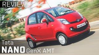 Tata Nano GenX :: AMT XTA :: Review :: ZigWheels