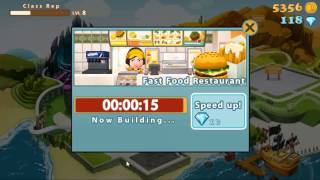 Bluestacks - Kick The Boss 2 - Fast Food Place Unlocked