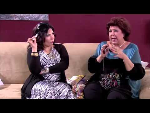 نونة المأذونة - إيمان السيد ورجاء الجداوي في مشهد كوميدي