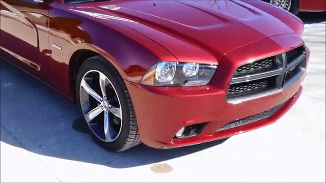 2014 Dodge Charger 100th Anniversary