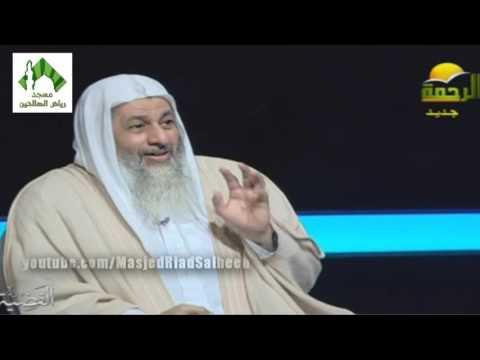 شبهات حول السنة النبوية (64) - للشيخ مصطفى العدوي 12-3-2016